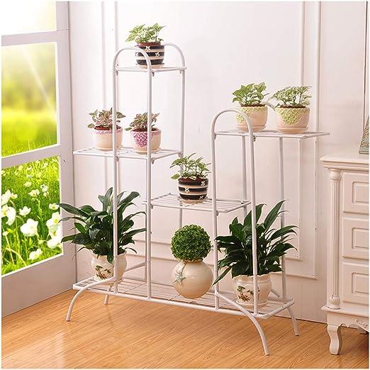 Support à Fleurs en MéTal pour Plantes, Bureau DéCoratif ...