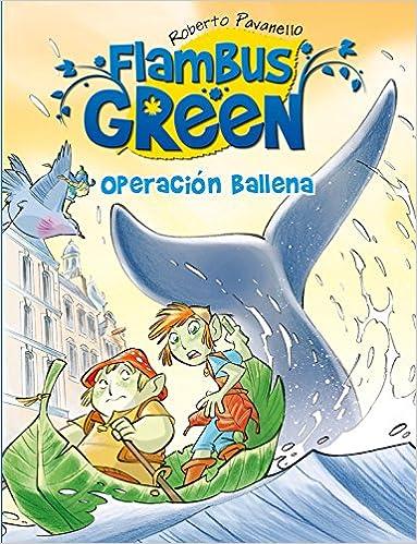 Resultado de imagen de flambus green operación ballena
