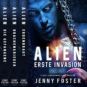 Erste Invasion (Alien Sammlung) Hörbuch