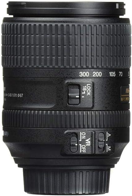 Nikon Af S Dx Nikkor 18 300mm F 3 5 6 3g Ed Vr Lens Camera Photo