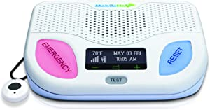 MobileHelp Classic - Remotely Activated Cellular Home Medical Alert System for Seniors, 6 Months of Extended Service Included