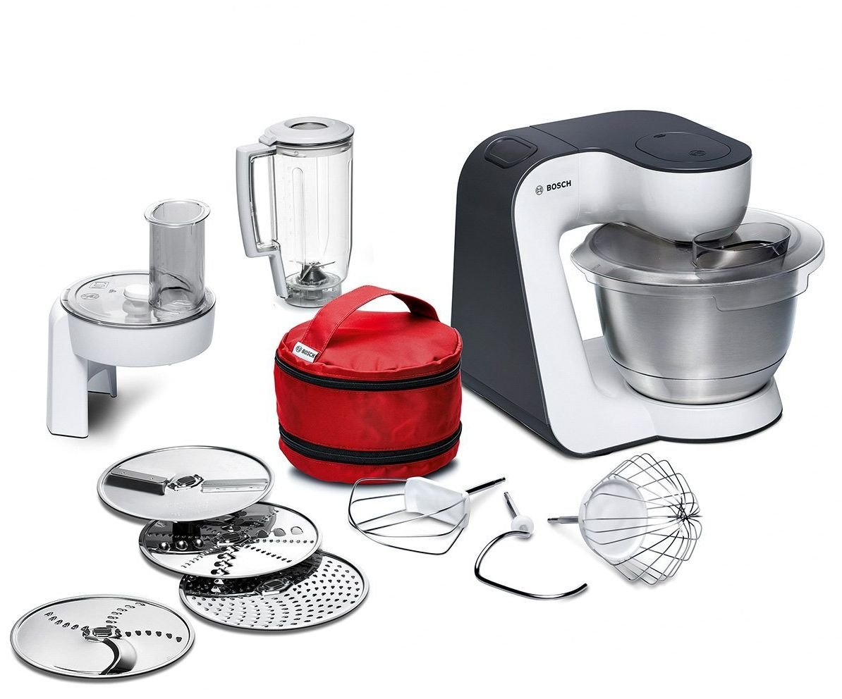 Amazon De Bosch Mum52120 Kuchenmaschine Styline 700 Watt