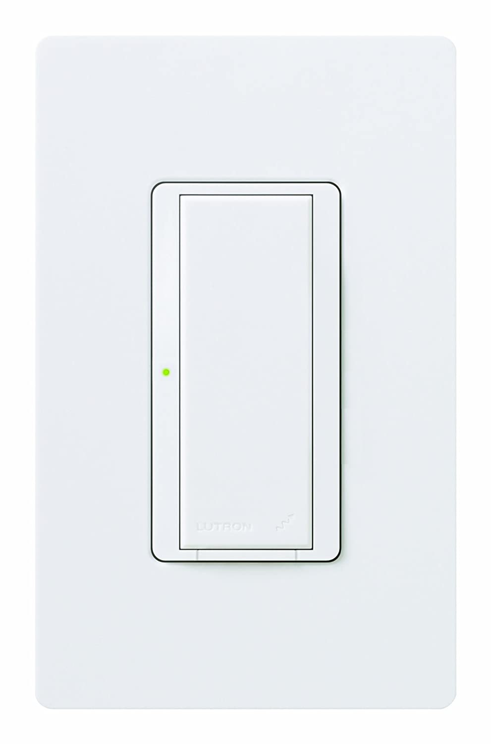 Lutron MRF2-6ANS-WH Maestro Wireless 6 Amp Multi-location Switch ...