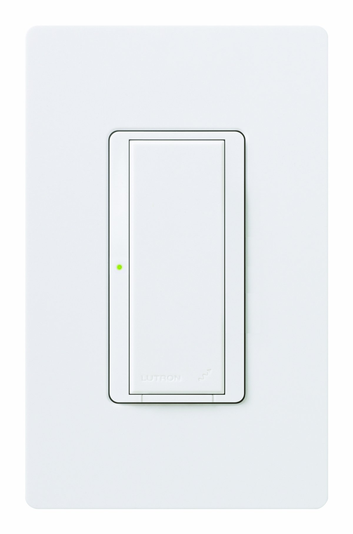 Lutron MRF2-6ANS-WH Maestro Wireless 6 Amp Multi-location Switch, White