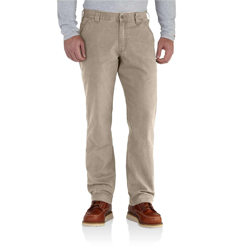 Carhartt Men's Rugged Flex Rigby Dungaree Carhartt Sportswear - Mens 102291
