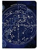 large 100 chart - Cognitive Surplus Constellation Star Chart Astronomy Illustration Notebook. (Large Size, Dot Grid, 100% Recycled, Bullet Journal)