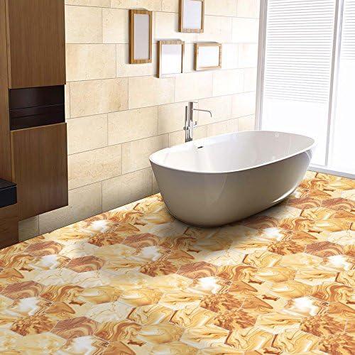 APSOONSELL 六角形 タイル 目地 ウォールステッカー キッチンの模様替えに最適のDIY 壁紙 はがせる 10枚入り