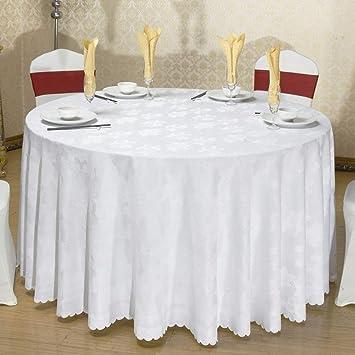 HH Elegante Mantel Hotel Banquete Mesa Redonda Mesa Cuadrada Mesa ...