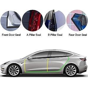 Amazon com: AY Customs Tesla Model 3 Automatic Trunk Lift Pneumatic