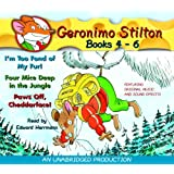 Geronimo stilton 17 18 audio library edition geronimo stilton geronimo stilton books 4 6 4 im too fond fandeluxe Image collections