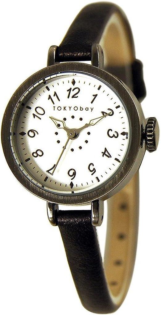 Tokyobay Mabel Watch, Black