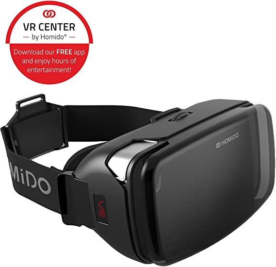 VR Headset Homido V2 for iPhone and Android
