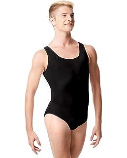 dee0b7ac5 Amazon.com: Capezio Men's Tactel Short Sleeve Leotard: Clothing