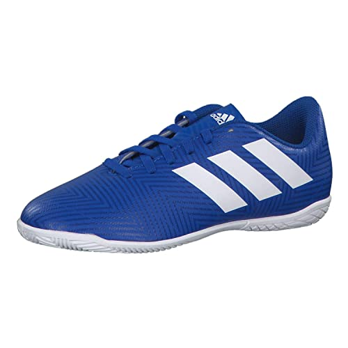 low priced 46acd 26425 adidas Nemeziz Tango 18.4 in J, Scarpe da Calcetto Indoor Unisex-Bambini,  Blu