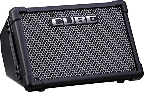 Roland CUBE Street EX 4-Channel 50-Watt Battery Powered Amplifier - Watt Powered Amplifier