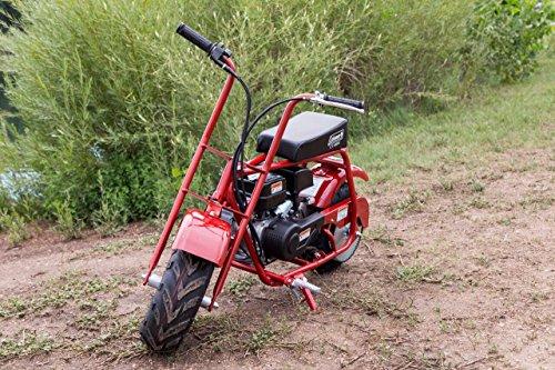 Coleman Powersports CT100U Gas Powered Mini Trail Bike by Coleman Powersports (Image #4)