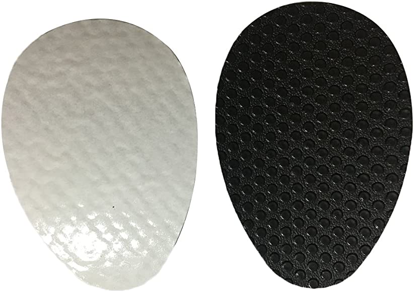 5Pair Anti-Slip Stick on Shoe Grip Pads Non-Slip Cushion Rubber Sole Protector