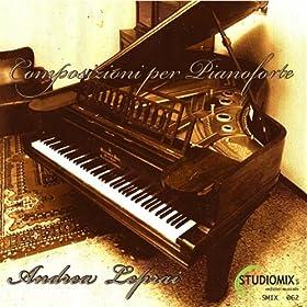 Amazon.com: Composizioni Per Pianoforte: Andrea Leprai