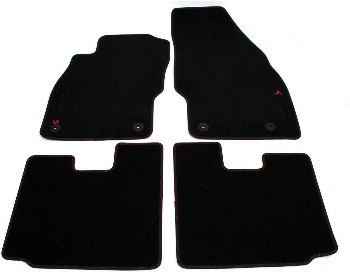 Set de carpettes Velvet Velvet Soft Touch pour Opel Adam Accessoires dorigine 1723185