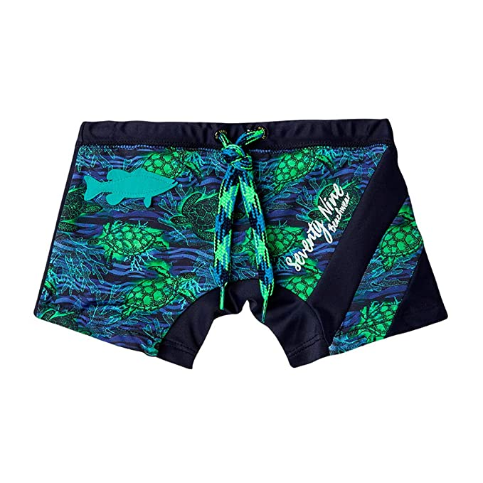 OFFCORSS Toddler Boy Swim Shorts Trunks Swimming Boxers Beach Protective Clothing UV Protection Summer Swimwear Traje