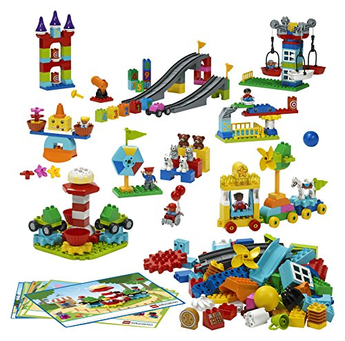 STEAM Park for creative STEAM play by LEGO Education DUPLO by LEGO Education