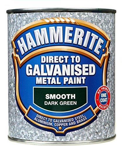 Hammerite Direct To Galvanised Metal Paint