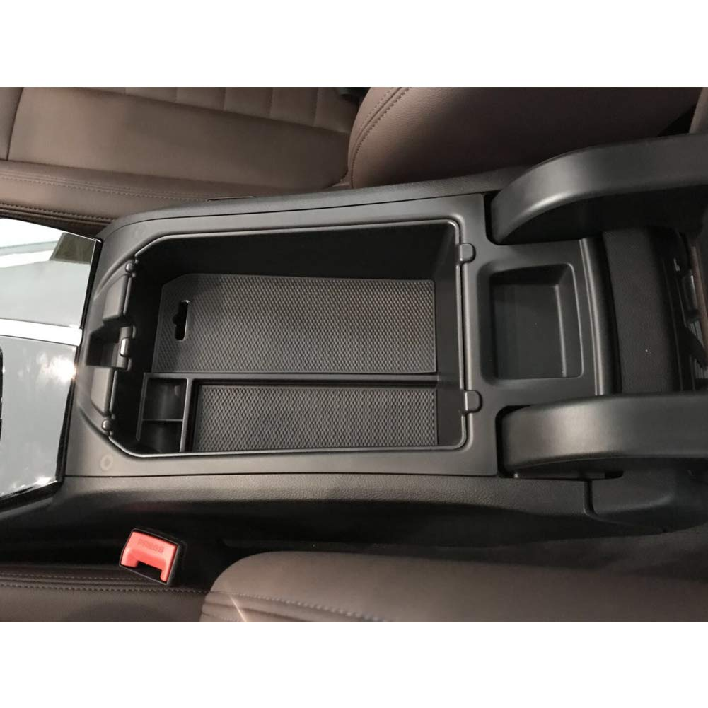 Beautost Fit For BMW X3 2018 2019 Armrest Secondary Storage Box Glove Pallet Center Console Organizer Tray Kate Wenzhou automobile supplies factory 5559021575