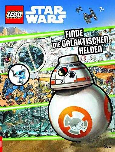 LEGO Star Wars Finde die galaktischen Helden: mit LEGO Minimodell