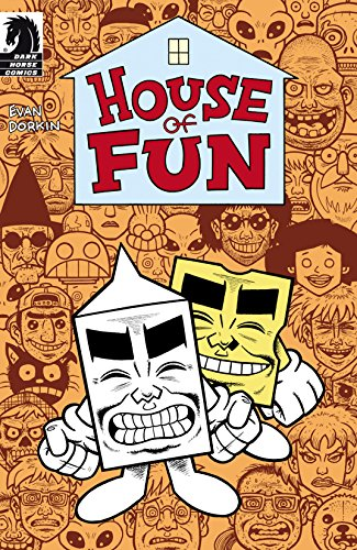 House of Fun (Milk and Cheese Book 2) ()