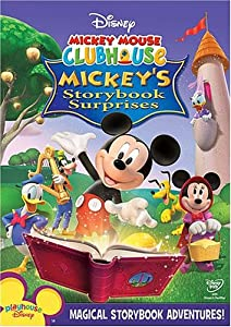 Mickey Mouse Clubhouse Mickeys Storybook Surprises from Walt Disney Studios Home Entertainment