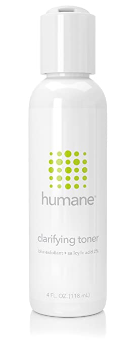 Product thumbnail for Humane BHA Pore Minimizer Clarifying Toner