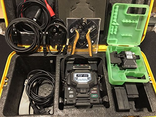 Total Ct Lab (FSM-60S Core Alignment Fusion Splicer with CT-30 NEXT MAINTENANCE 2017.03.14 / TOTAL ARC 16195)