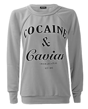 Ladies Top Caviar And Print
