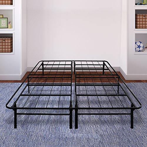 Best Price Mattress 14 Inch Premium Steel Bed Frame/Platform Bed,Full