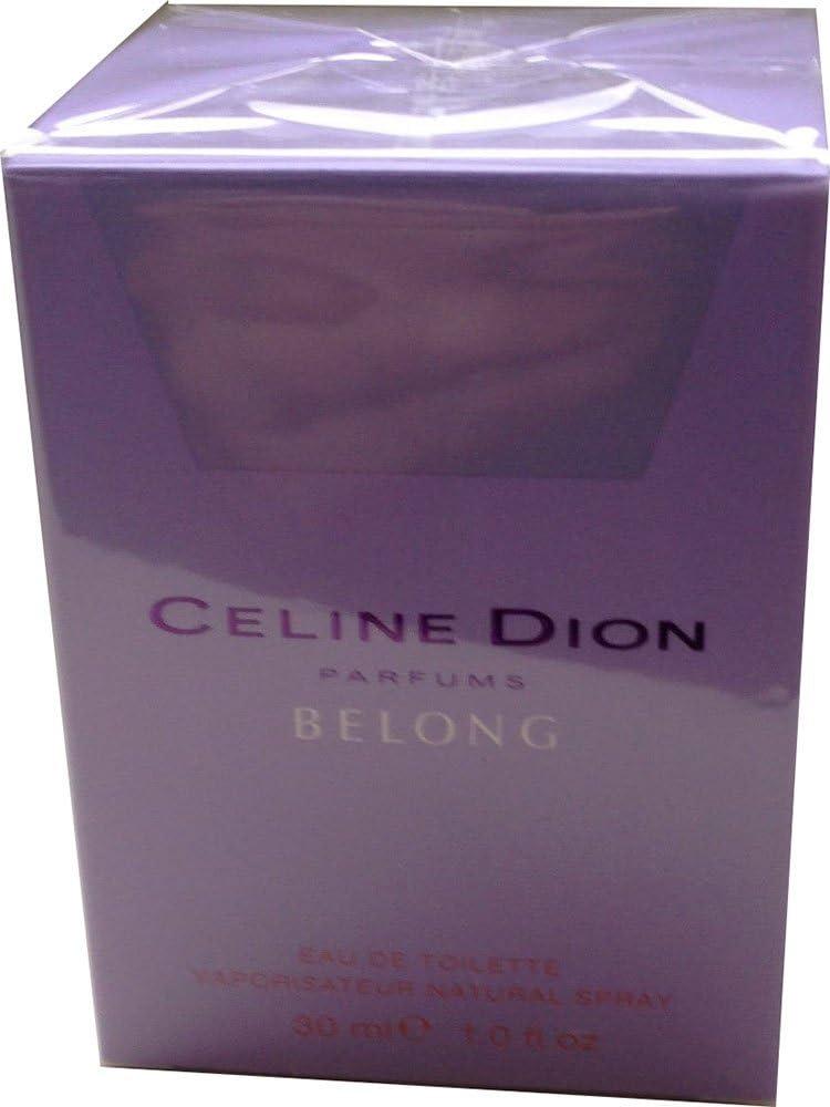 Celine Dion Belong for Women Eau De