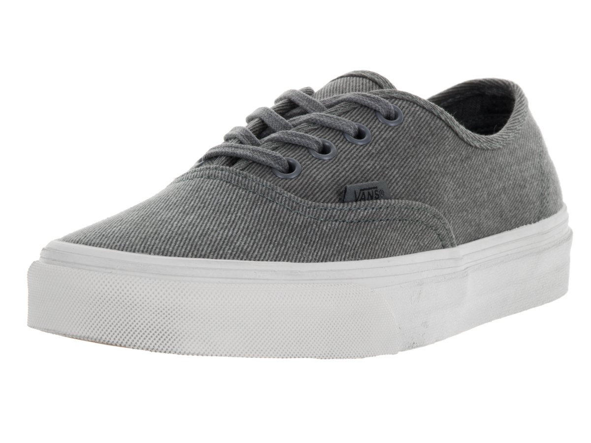 Vans Unisex-Erwachsene U Authentic High-Top  3 UK - 5.5 US - 35 EU|Grau (Overwashed pewter)
