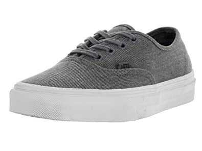 291b3d0983 Vans Classic Authentic Pewter Womens Trainers 5.5 US
