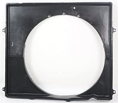 Fan Shroud Compatible with Toyota Tacoma 1995-2004 4WD Manual Transmission