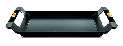 Castey M114383 - Plancha Lisa Vulcano 45 cm 1-p45