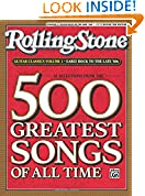 #8: 1: Selections from Rolling Stone Magazine's 500 Greatest Songs of All Time: Early Rock to the Late '60s (Easy Guitar TAB)
