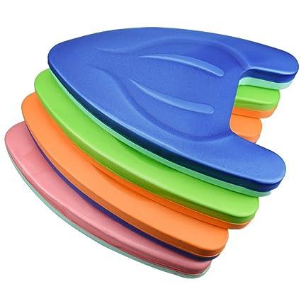 Dos tonos a de línea EVA EVA flotador Kick Board – Tabla de natación – Tabla