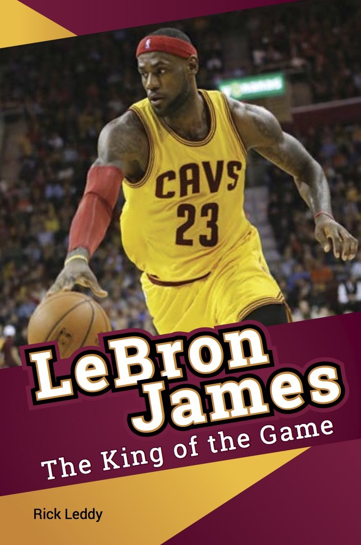 LeBron James - The King of the Game