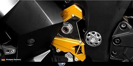 dimotiv DMV tapa piñón delantero para Kawasaki Z1000 14 ...