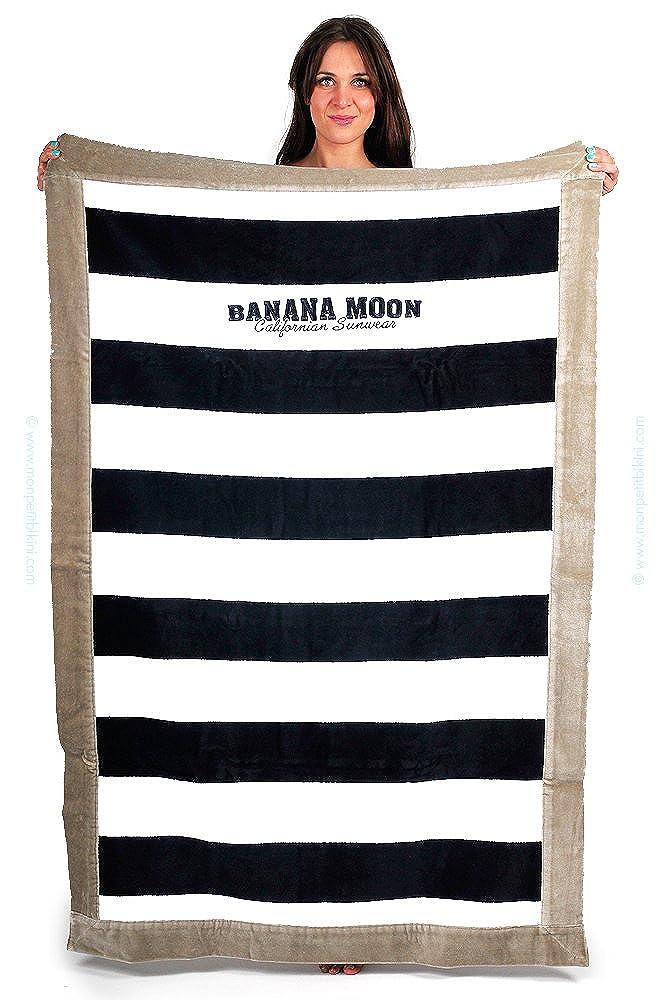 Banana Moon - Toalla de Playa Azul Fergie Towely - Talla única: Amazon.es: Ropa y accesorios