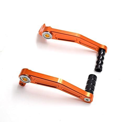 Frenos de la palanca de la motocicleta Pedales Palanca del cambio del engranaje del freno para