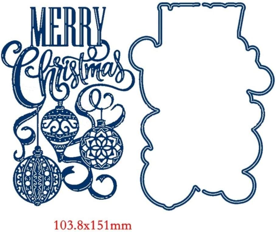 Christmas Holy Elk Sleigh Metal Cutting Dies Stencils for DIY Scrapbooking Decoration Embossing Supplier Handcraft Die Cut 2019,H3665