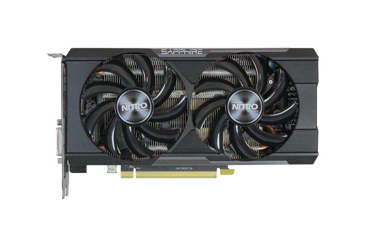 Sapphire 11240-04-20G Radeon R7 370 4GB GDDR5 - Tarjeta gráfica (Radeon R7 370, 4 GB, GDDR5, 256 bit, 4096 x 2160 Pixeles, PCI Express 3.0): Amazon.es: ...
