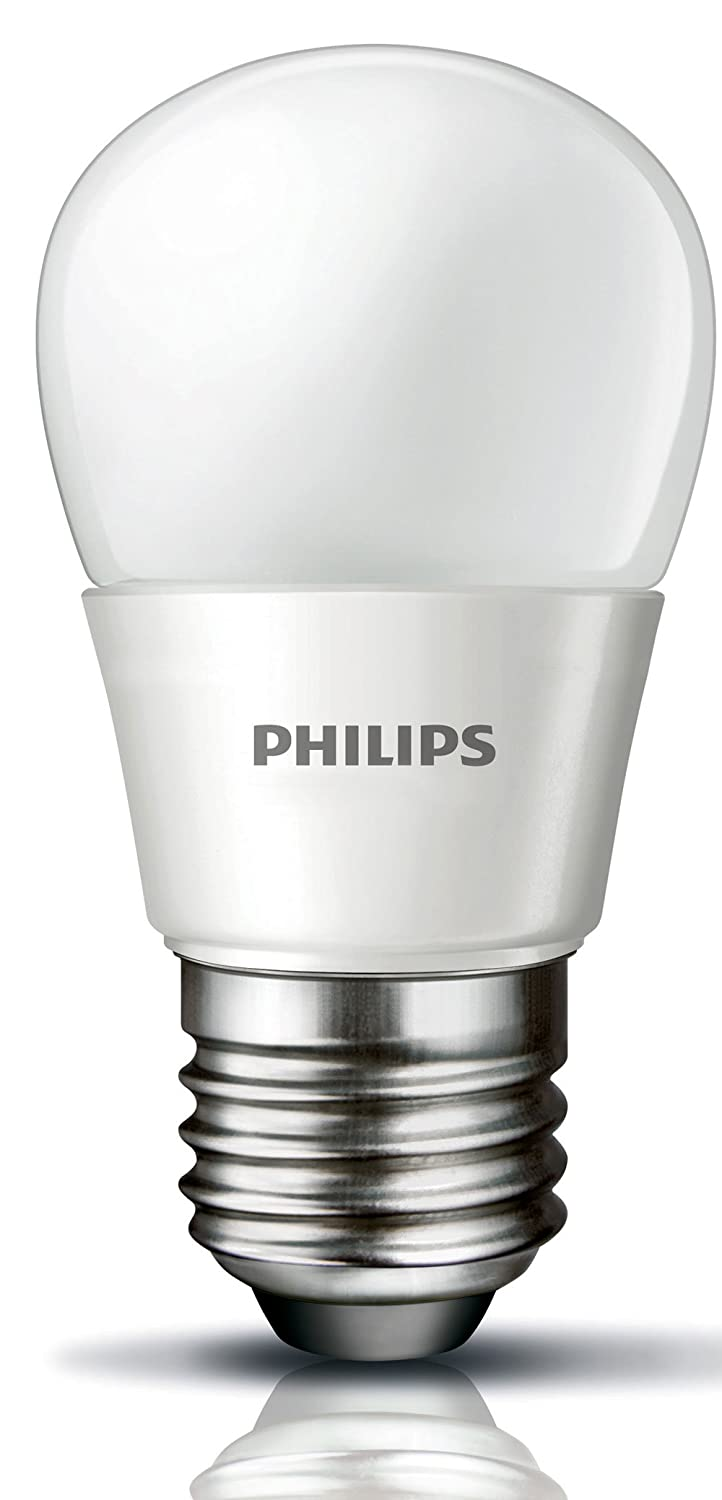 Philips LED-Lampe 4W (entspricht 25W) 827-extra warmton Sockel E27 ...
