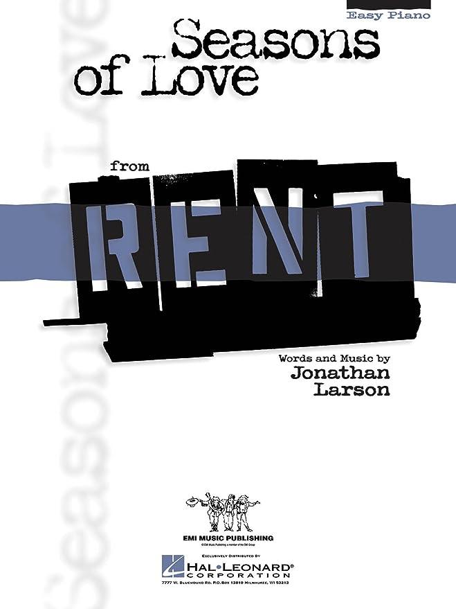 Seasons Of Love Rent: Amazon.es: Instrumentos musicales