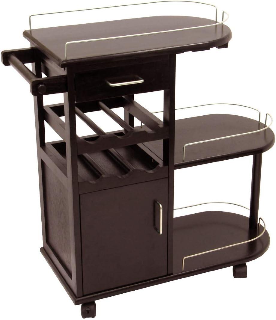 Winsome Trading Modern Bar Cart